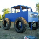 Monster Truck Fort