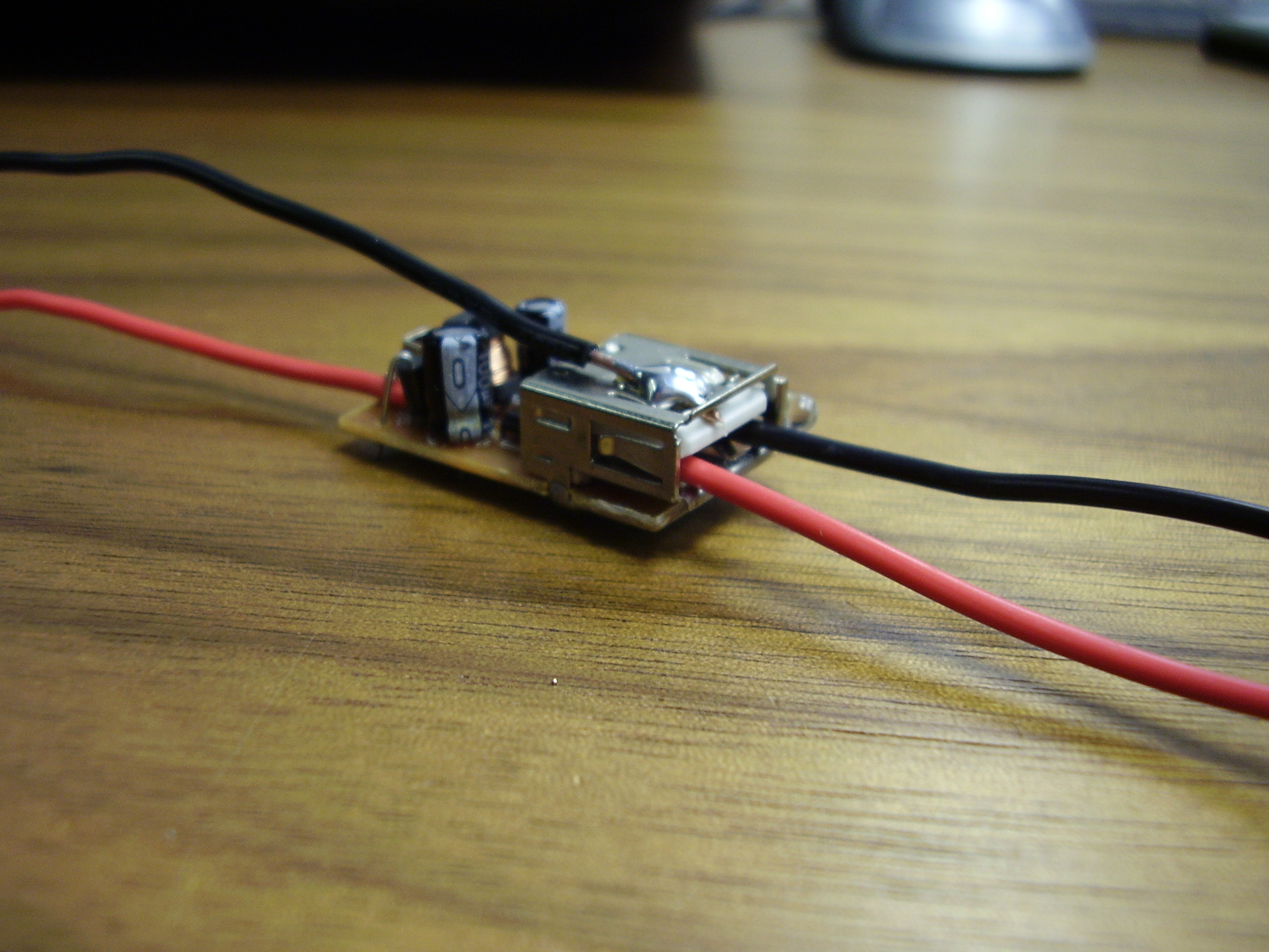 Picture of Adapting the USB Charger