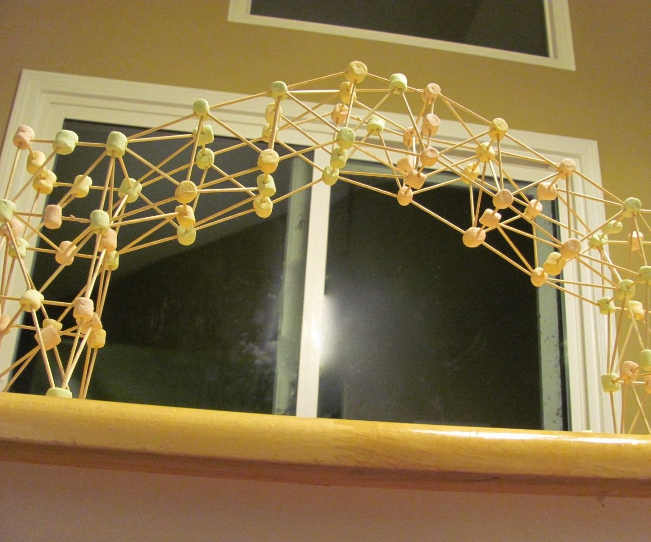 Marshmallow Toothpick Structures 5 Steps Instructables