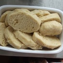 Czech dumplings