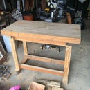 Workbench for Less Than $50.00