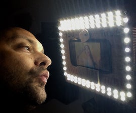 IPhone Selfie Beauty Lamp or Ring Light - We Love INSTRUCTABLES!