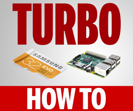 How to Overclock the Micro SD Card Reader on the Raspberry Pi 3, 2, 1, 0