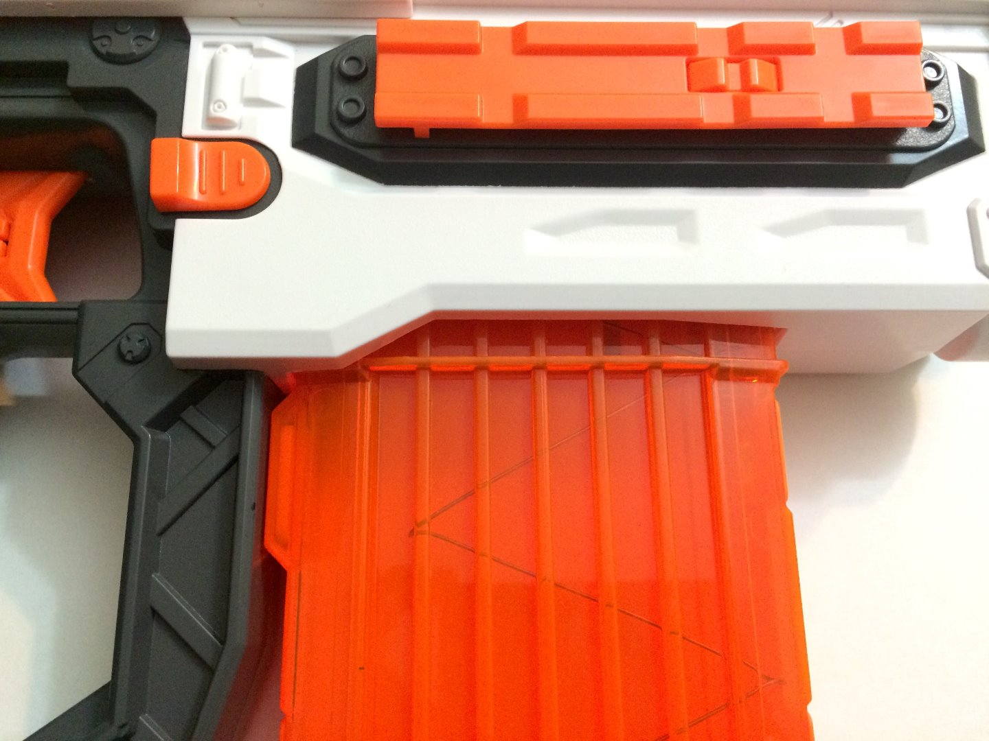 Picture of Nerf Modulus Recon MKII Modification Guide
