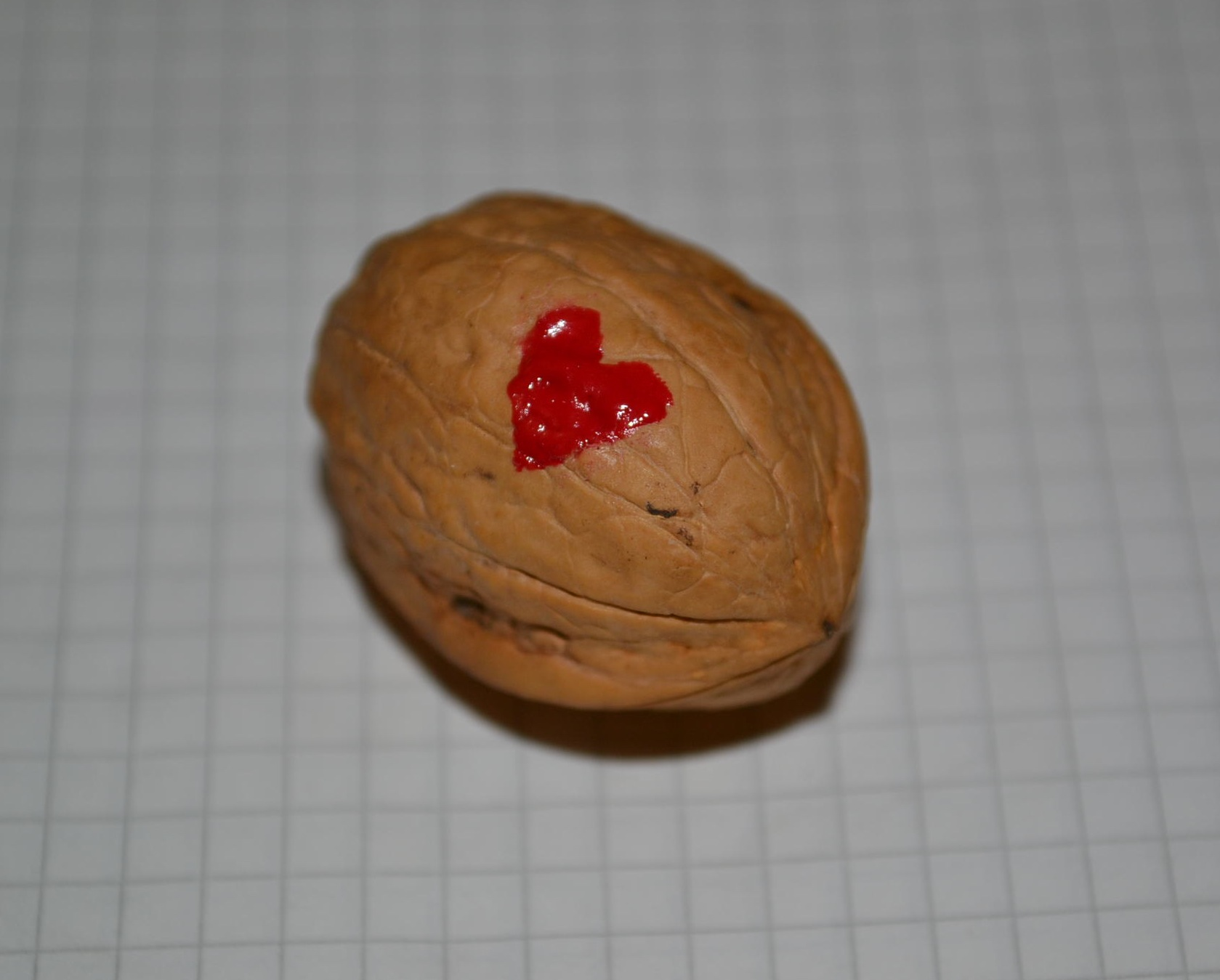 Picture of ♥LOVE LETTER IN a WALNUT♥