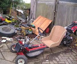 Make your own go kart