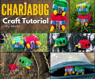 DIY: Felt Charjabug Pokemon Plush Tutorial   Free Pattern!