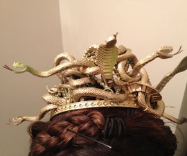 Medusa Crown