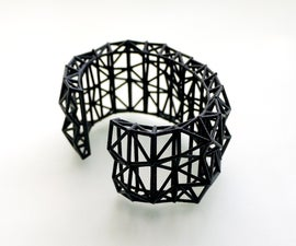 How to Make a 3D Printed Bracelet