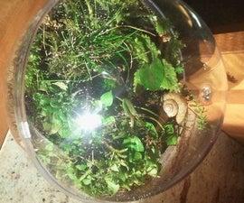 Portable Space-Orb-Garden