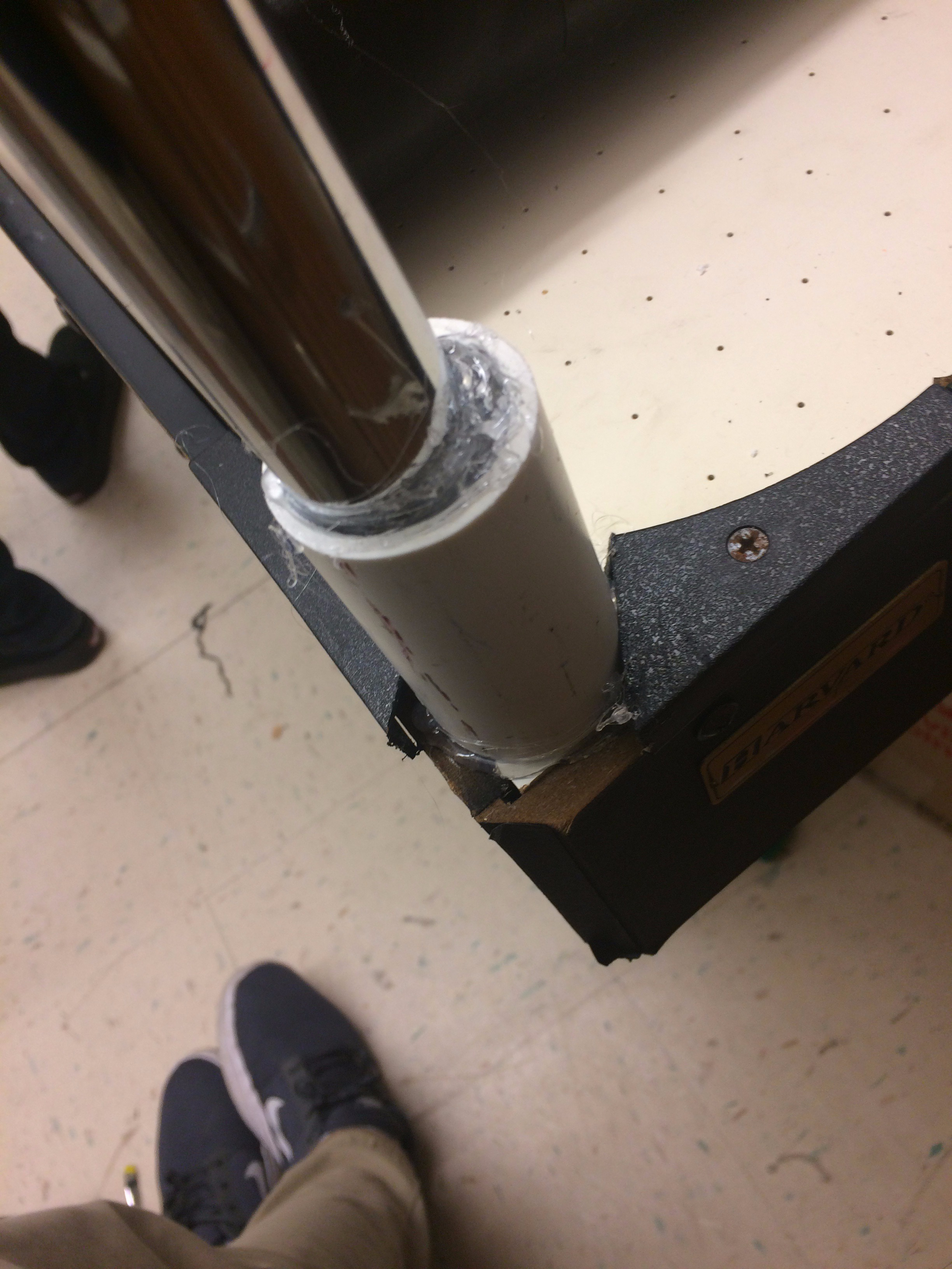 Picture of PVC Supports