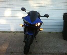 Installing a Garage Door Opener on Your Motorcycle