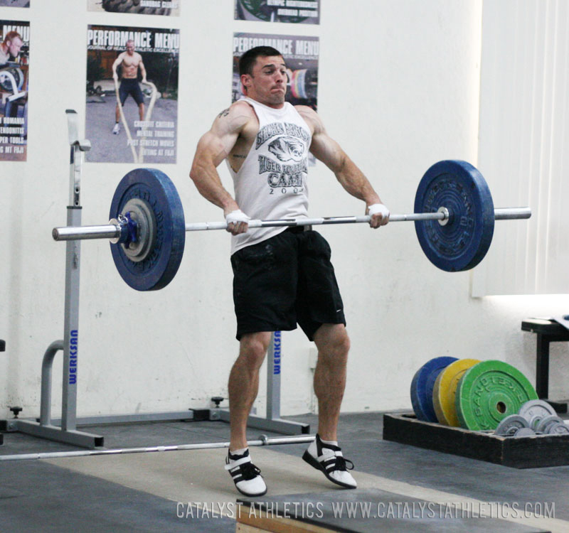 Picture of How to Powerclean