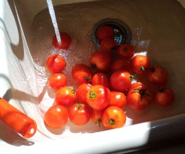 Quick Canned Tomatoes