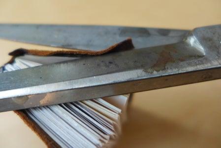 Cut & Glue Leather