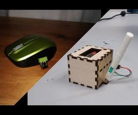 Wireless Computer Stylus / Draadloze Computer Pen