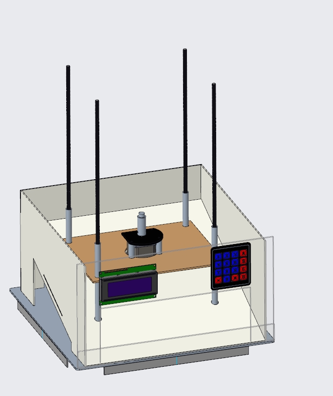 Picture of Stepper Motor Layer