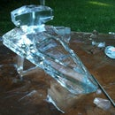 Star Destroyer Ice Luge