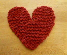 How to Knit a Heart