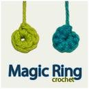 Crochet: Magic Ring (Adjustable Ring for Amigurumi)
