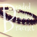 Easy Beaded Braided Bracelet