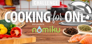 Cooking for One Challenge