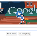 Google doodle Basketball hack full points !