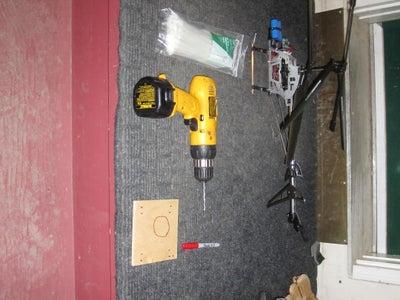 Step 3: Start Drilling!