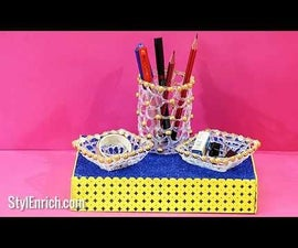 Amazing and Unbelievable Hot Glue Organizers!