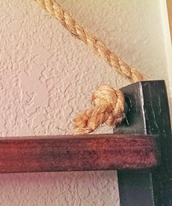 Add Hanging Rope & Wall Hook