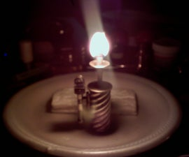 Pocket Candle, or : How I learned to stop worrying and love the Dark.