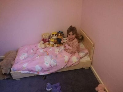DIY Toddler Bed