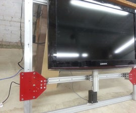 DIY TV LIFT: Mechanics