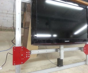 DIY TV LIFT: Mechanics
