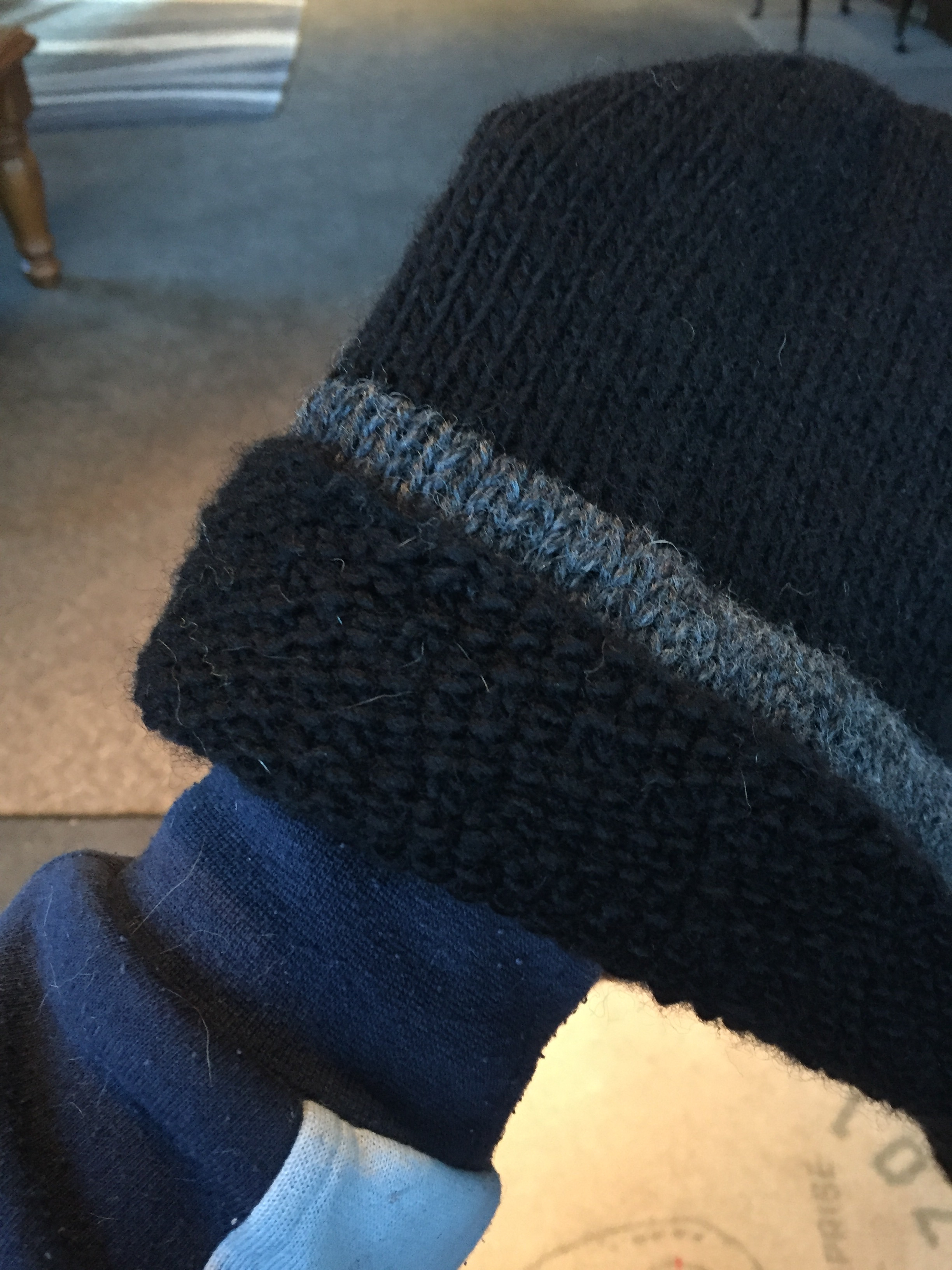 Picture of Step 3:  Blocking (and Doing Bad Things to Yarn...)