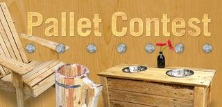 Pallet Contest