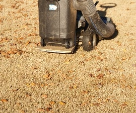 A Grass/Leaf Catcher for Your Riding Mower
