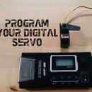 Hitec HFP-25 Programmer - How to Adjust Hitec Digital Servo Endpoints