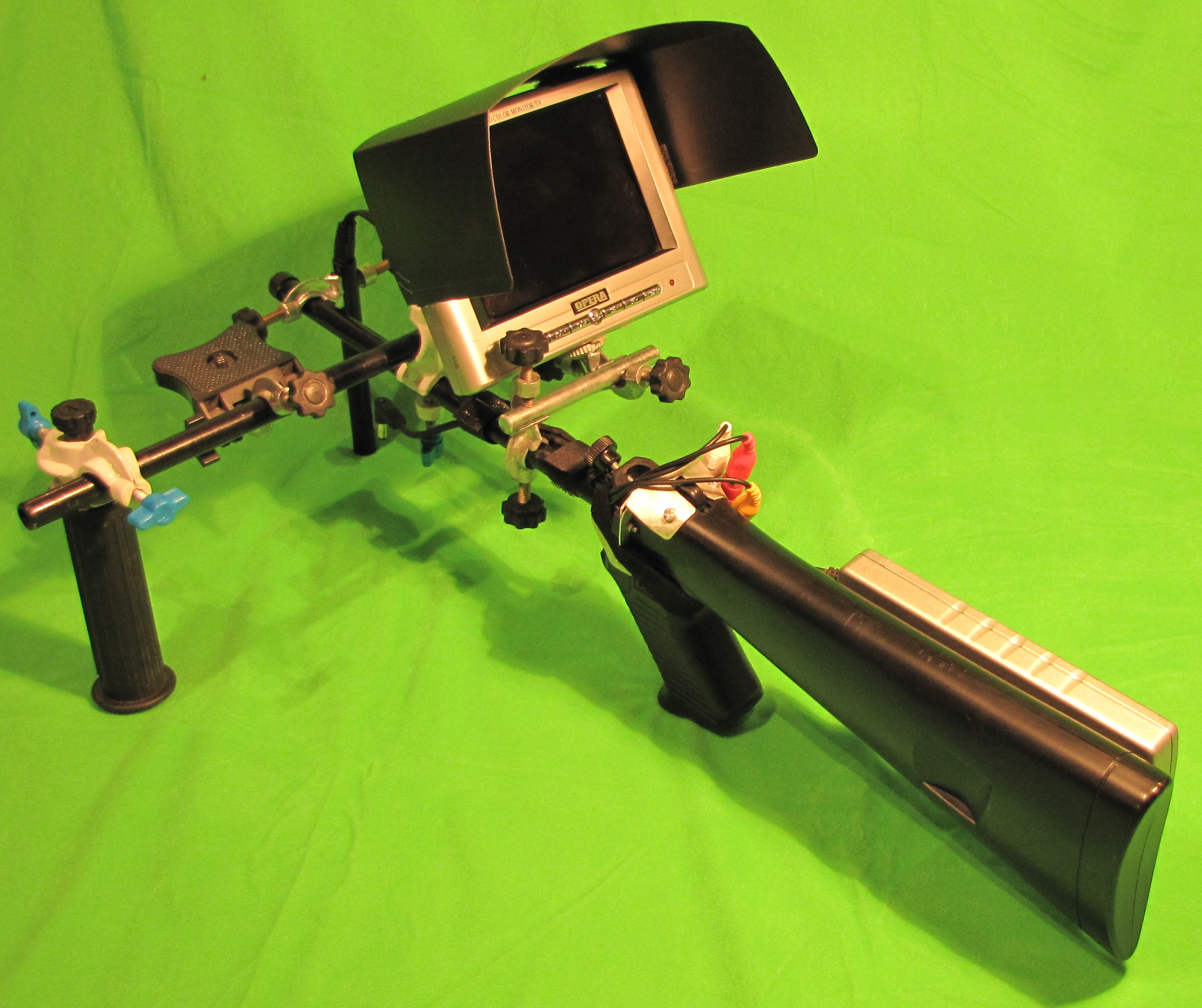 Picture of DIY Camera Rig