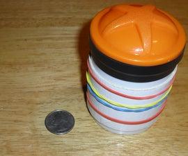 My bug out bag family fishing kit.