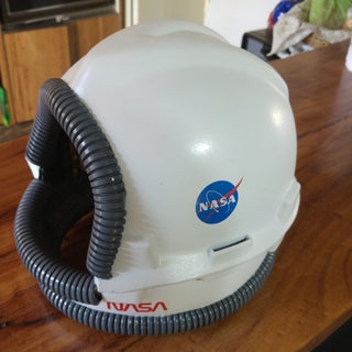Child's Space Helmet