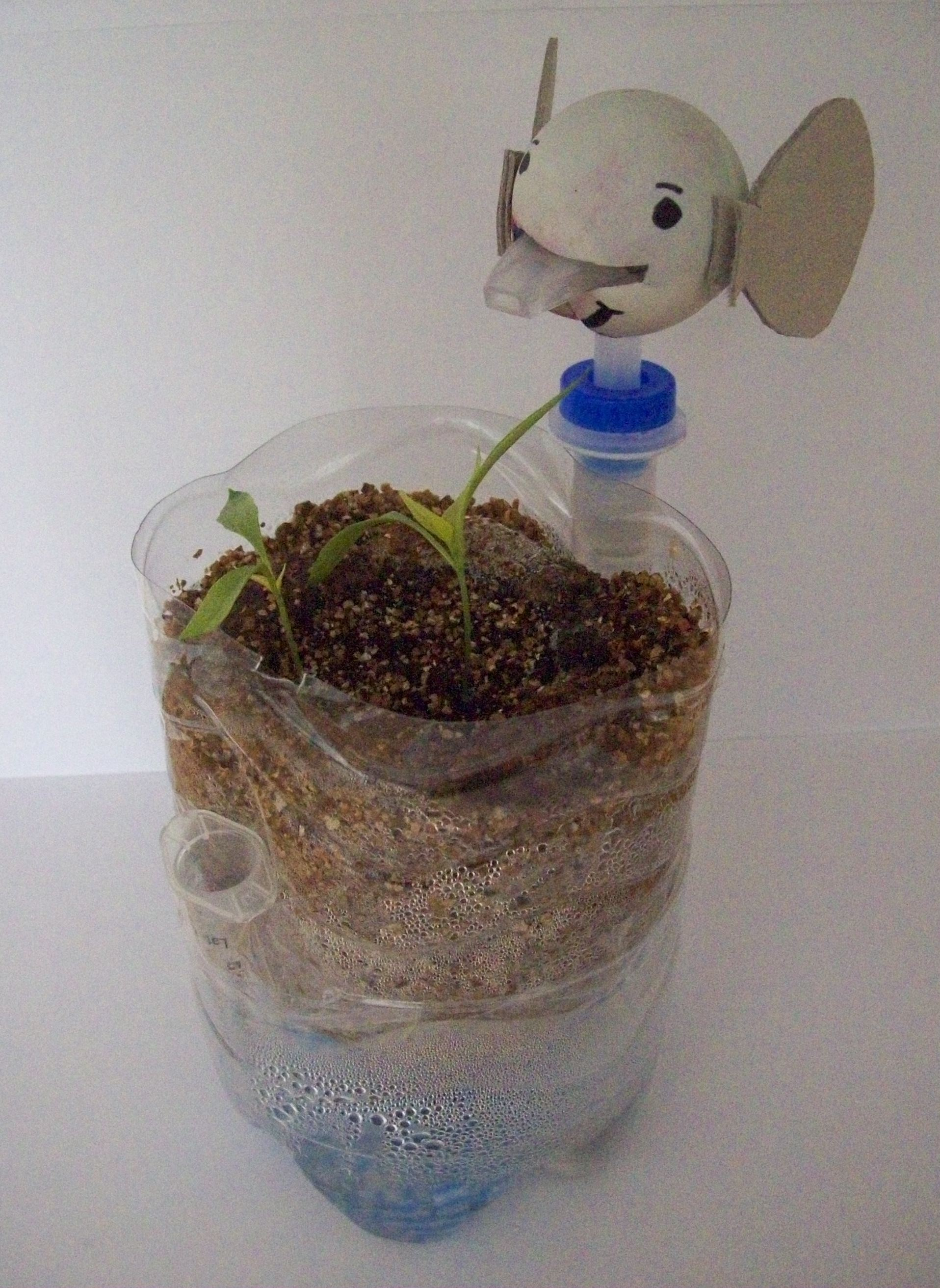 Picture of 'Eleplant' Indoor Hydroponic Planter