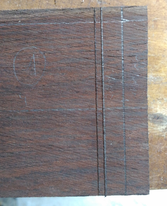 Make and Glue the Fretboard