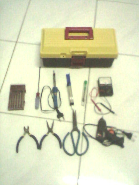 Picture of Prepare Some of the Following Tools: