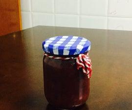 Homemade Strawberry Jelly