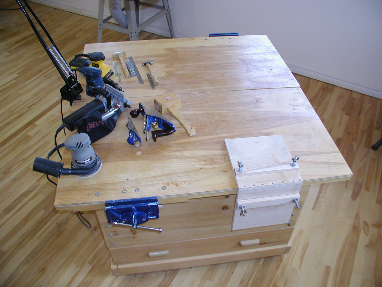 Picture of The Workbench Pt. 2