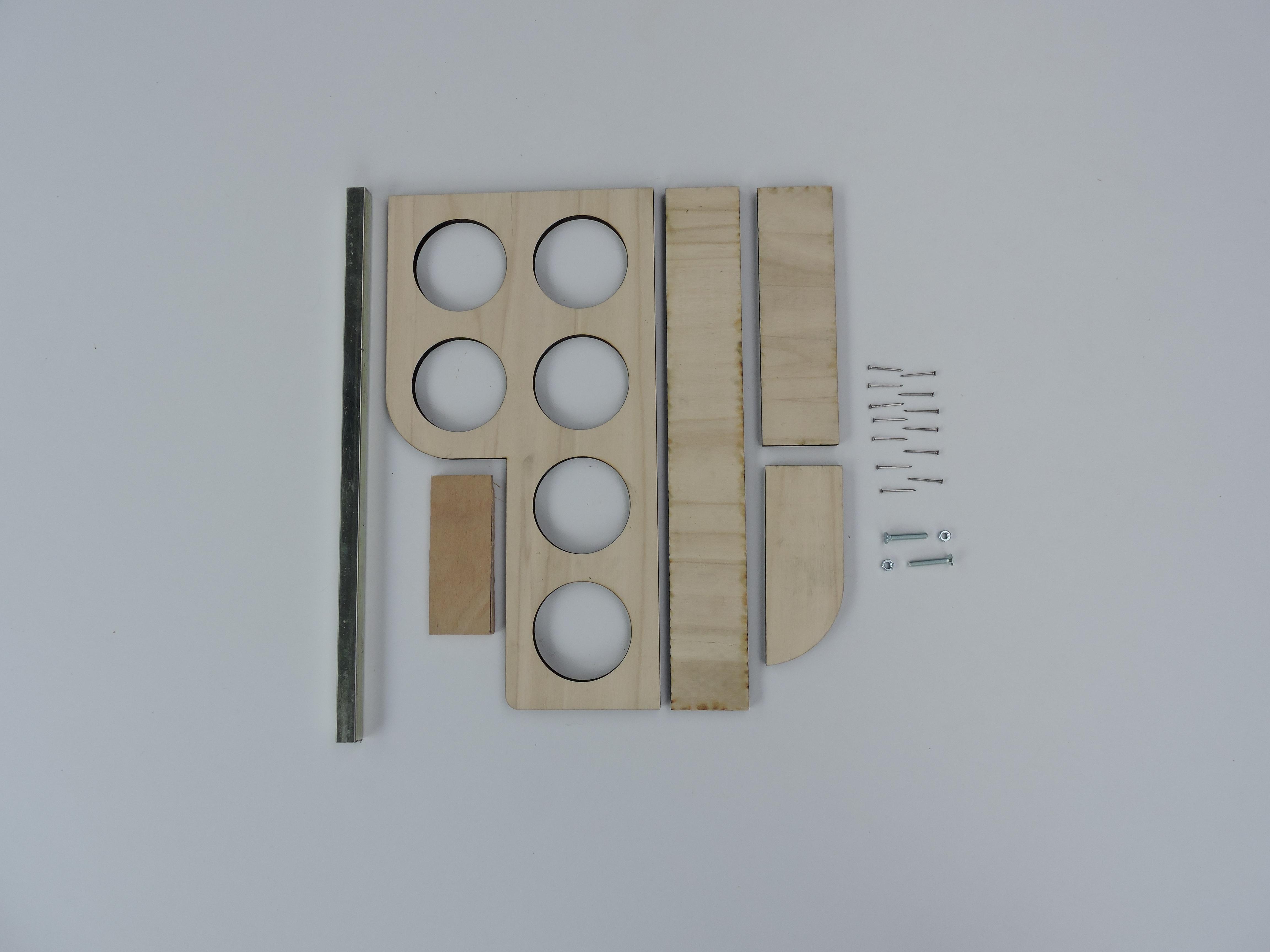 Picture of D4E1 - DIY - Assistive Technology - Boccia Aid