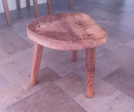 Lund Stool Inspired By Morfmir.