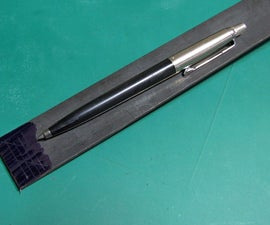 How to Turn a Ballpoint Pen Into a Metal Scribe...