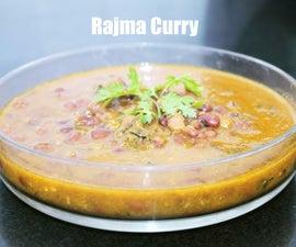 Rajma Curry - Who's Hungry